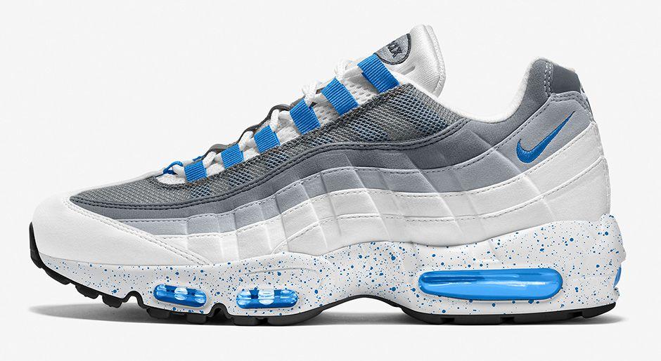 timeless design 180b2 28199 Nike Air Max 95 iD