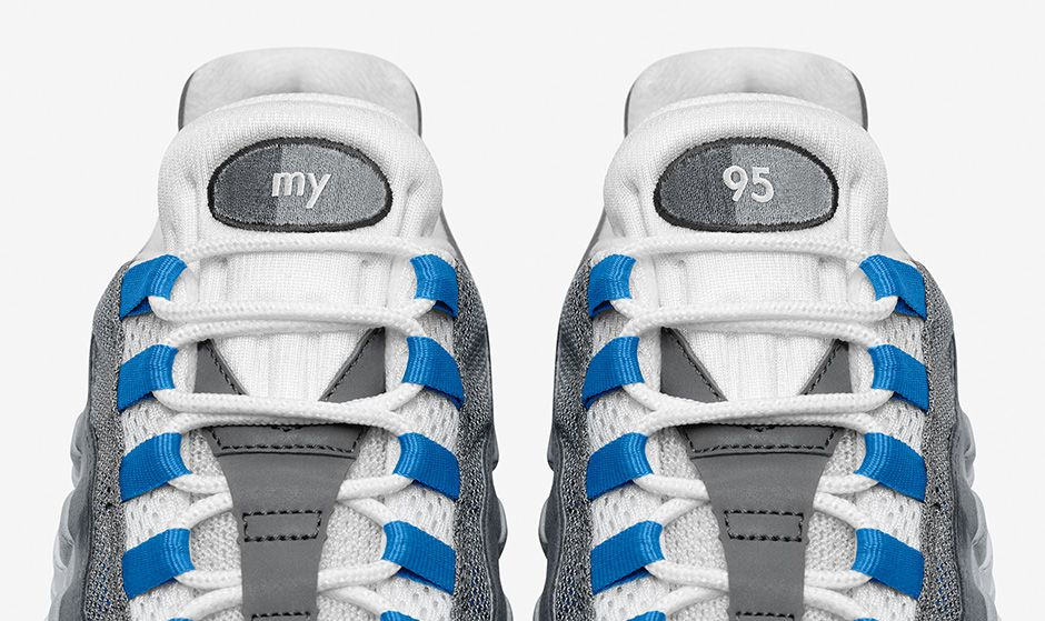 size 40 94552 1861d The Air Max 95 OG is available to customize on NIKEiD featuring the classic  OG fade for   200 USD. In Footwear Tags Nike ...
