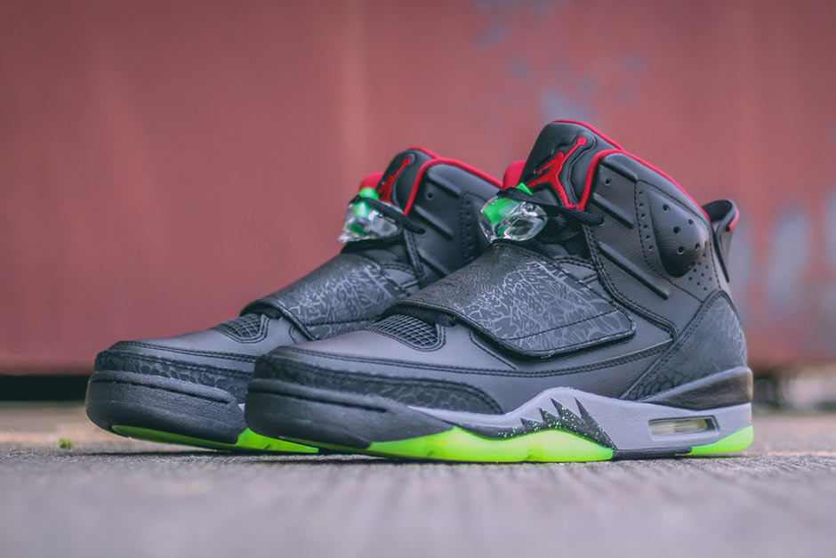 """hot sale online 61efe 86cdf Jordan Son of Mars """"Marvin The Martian""""  Available Now — The Sole Truth"""