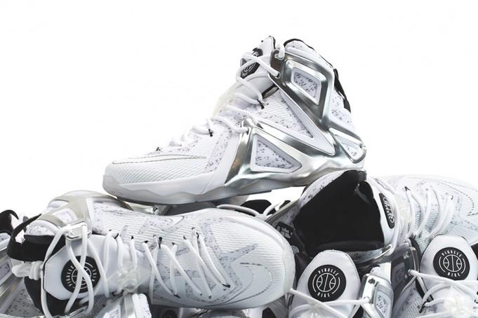 check out 8bcf3 e0882 Pigalle x Nike LeBron 12 Elite