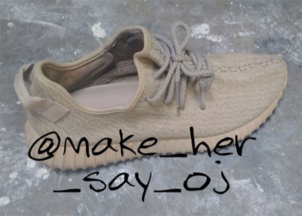 """ADIDAS YEEZY BOOST 350 """"BEIGE"""" SAMPLE — The Sole Truth 5d74a4ca5b"""