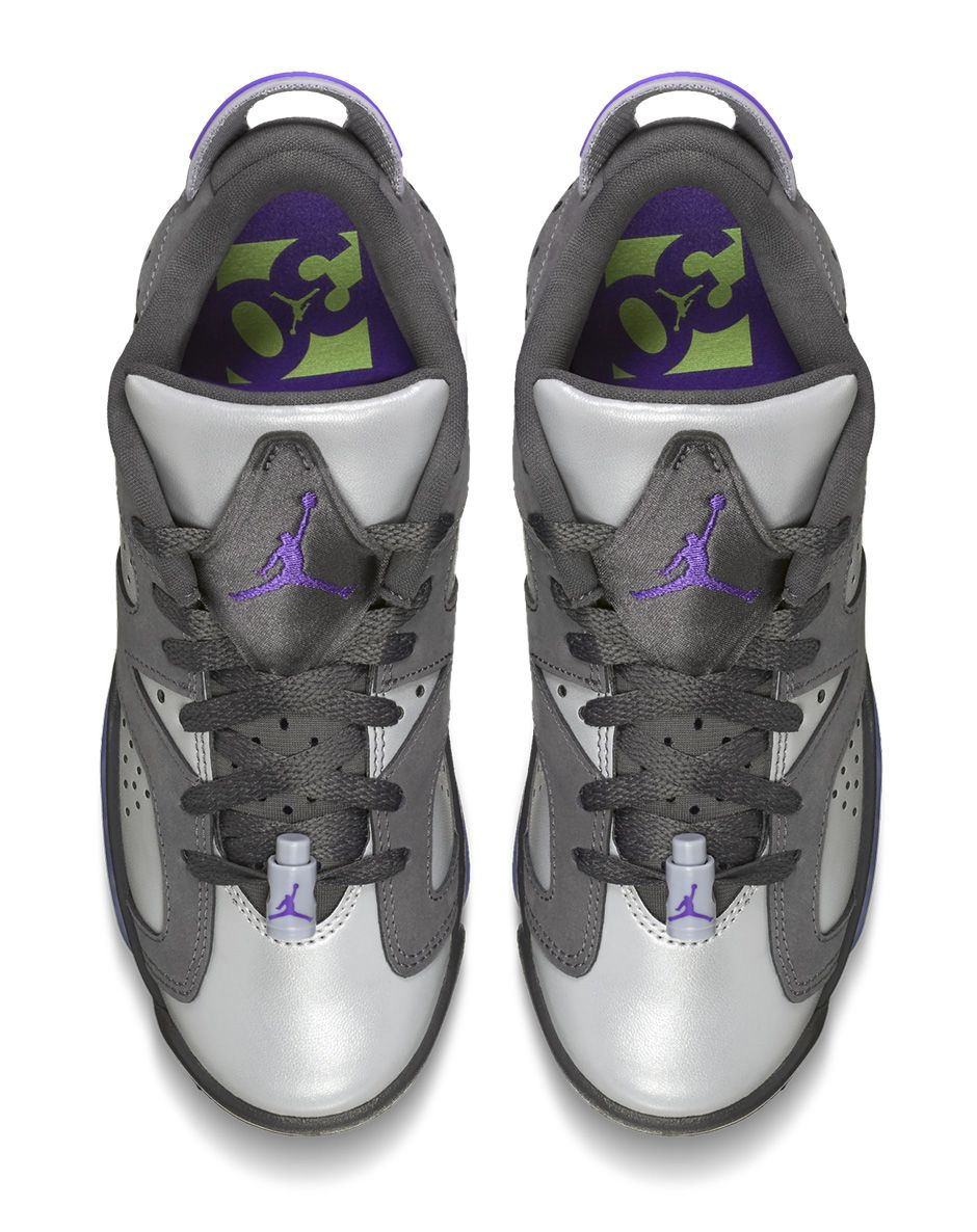 outlet store 72228 83cf6 The Ghost Green to Ultraviolet midsole fade is completed with the Ghost  Green Jumpman logo on the heel and outsole. Don t miss out this Saturday,  ...