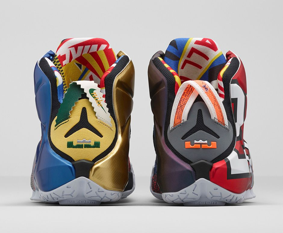 "sale retailer 59903 5f540 ""What The"" Nike LeBron 12   Release Reminder — The Sole Truth"