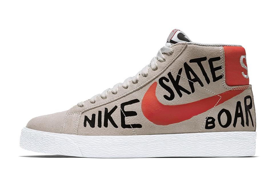 Nike Blazer SB Premium SE QS Geoff McFetridge