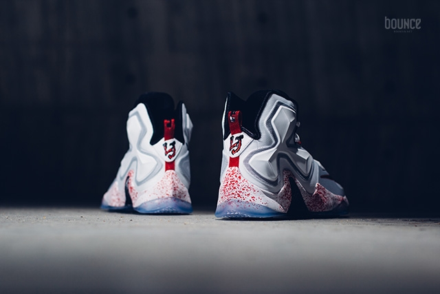 check out ea826 f016b nike-lebron-13-friday-the-13th-jason-voorhees-