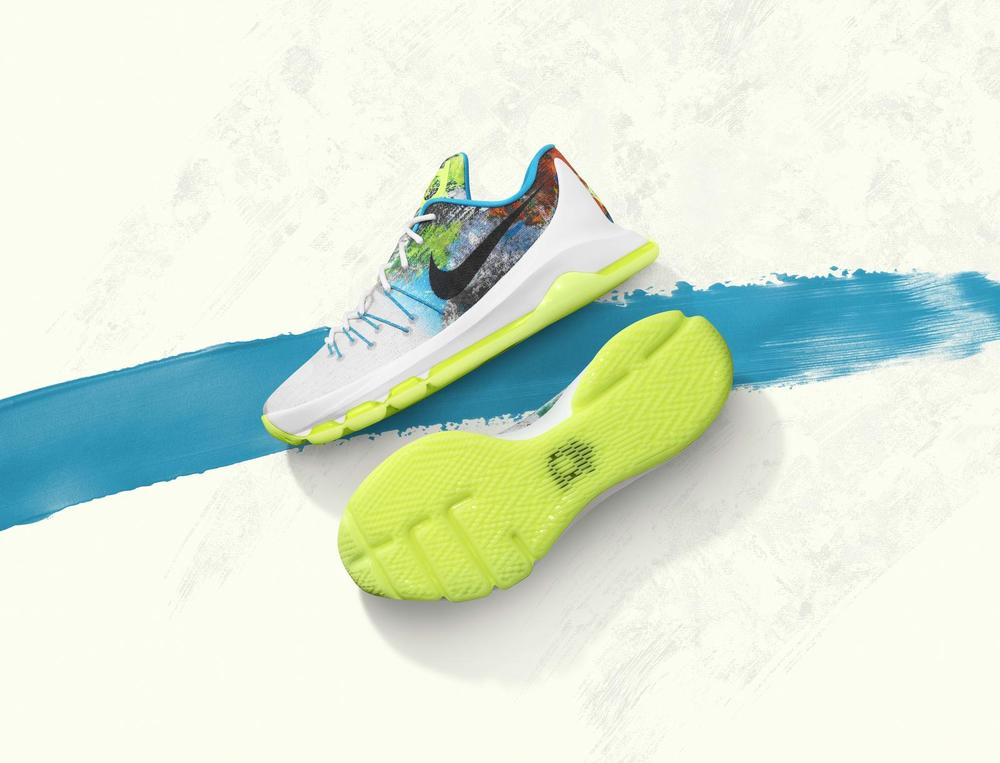 official photos 68b99 ad6a4 First Look At Nike KD 8 N7