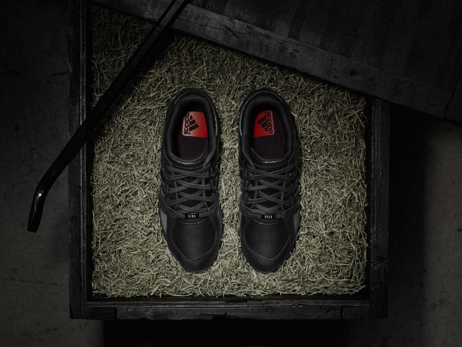 "watch ef34f fddd6 Pusha T x adidas EQT ""Black Market"""