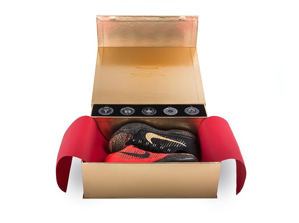 Nike Vault to Release Special Packaging for the Kobe 10 Elite Low ...