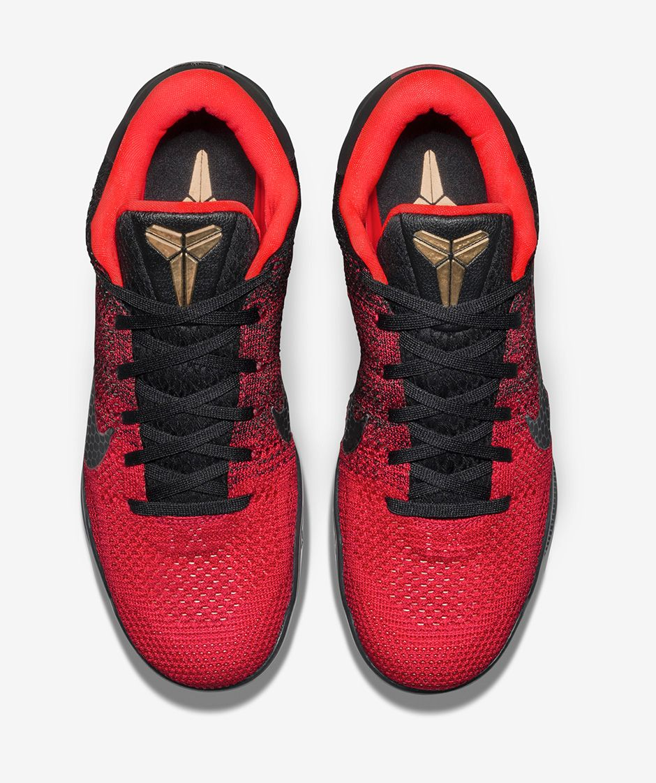 brand new 10ffe 62f7f The Kobe XI is available to customize on NIKEiD starting January 9.