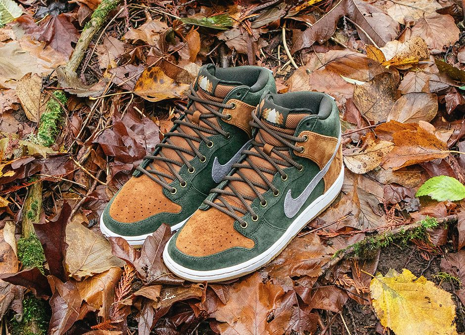 timeless design f0774 6f313 The Nike Dunk High Premium SB  Homegrown  will be available on Nike.com and  at select skate shops on Jan 9 2016.