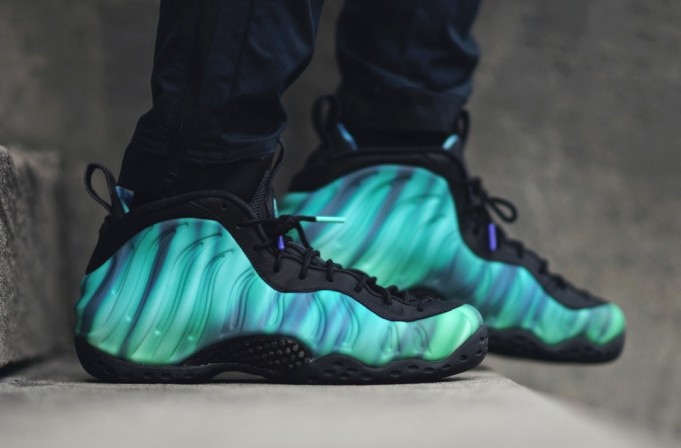 "c35edb48be5 Nike Air Foamposite One ""Northern Lights"""