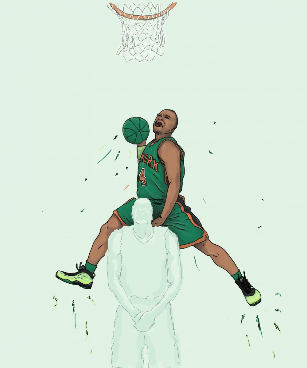 Greatest Dunk Contest Moments Dee Brown 1991