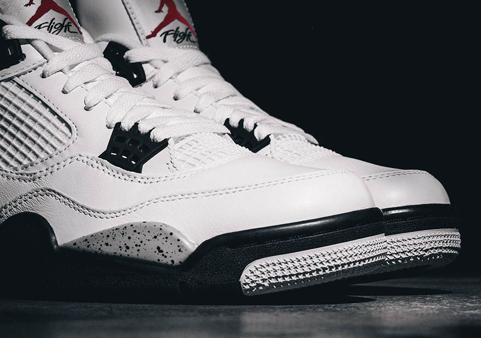 competitive price a356a 72251 ... good jordan 4 og 89 white cement 42571 13299