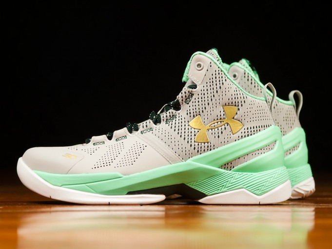 """e6b7aaf3f588 UNDER ARMOUR CURRY TWO """"EASTER"""""""