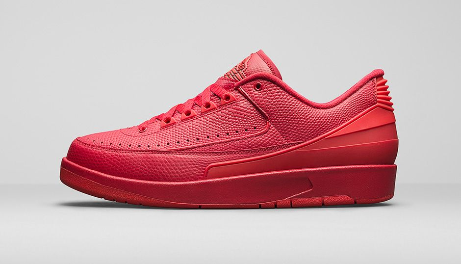 on sale d188f a86dc AIR JORDAN 2 RETRO LOW  GYM RED    FIRST LOOK — The Sole Truth