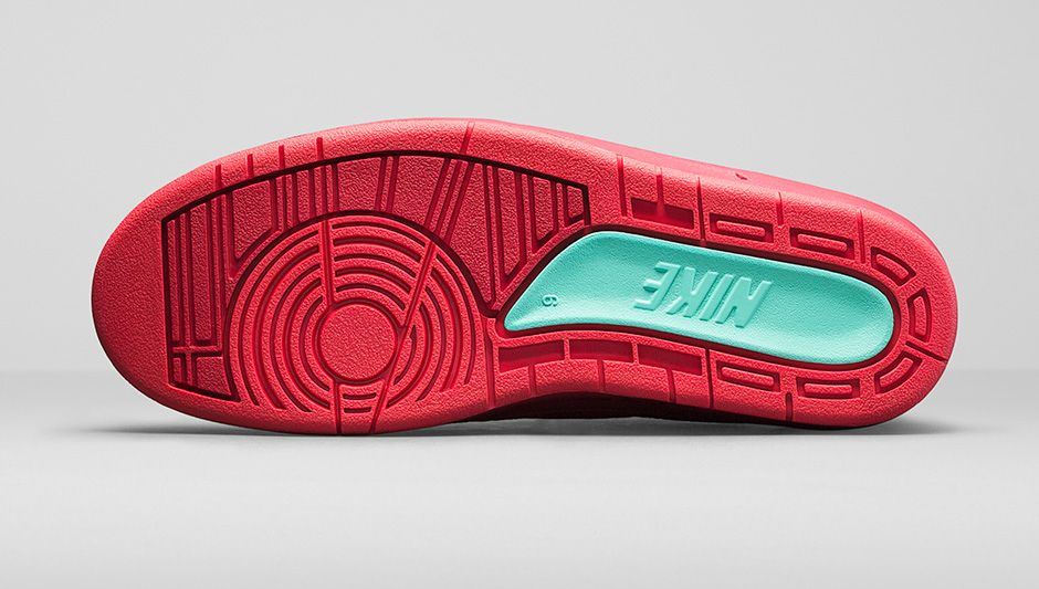 """9f802449a27f Air Jordan 2 Low """"Gym Red"""" — The Sole Truth"""