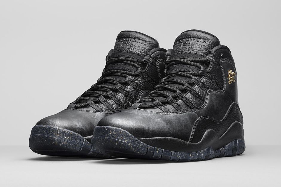 super popular 36734 a10dd AIR JORDAN 10 RETRO  NEW YORK  — The Sole Truth