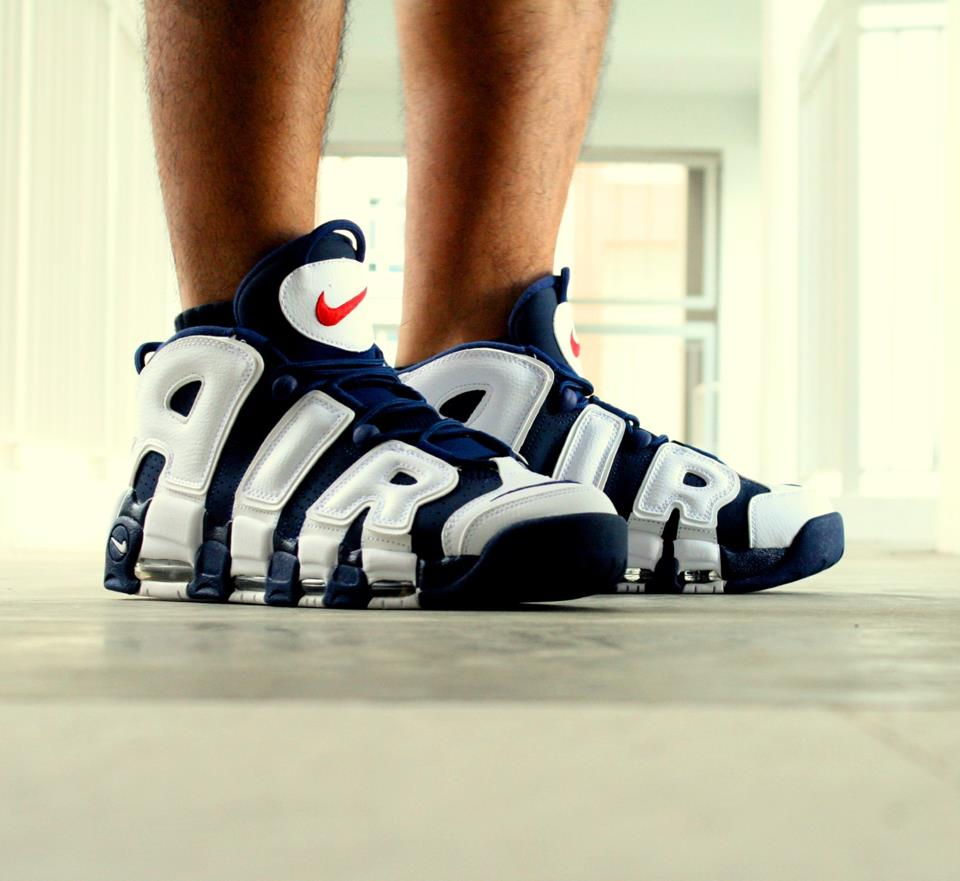 "NIKE AIR MORE UPTEMPO ""OLYMPIC"" RETURNING THIS SUMMER — The Sole Truth f8974a6cc1ed4"