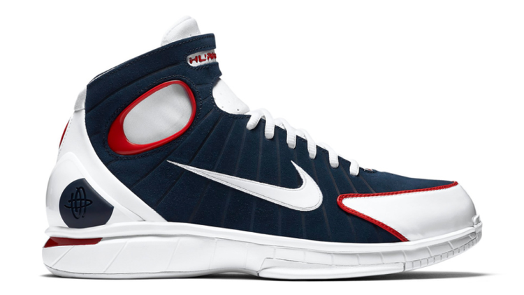 huge discount e63c4 8ddd7 Colorway  Midnight Navy White-University Red-Whit Style Code  308475-40.  Retail Price   150. Available At  Nike.com and select Nike retailers