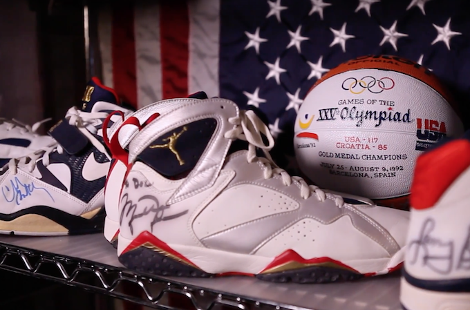a433ba871e000b A Detailed Look At  92 DREAM TEAM FOOTWEAR COLLECTION — The Sole Truth