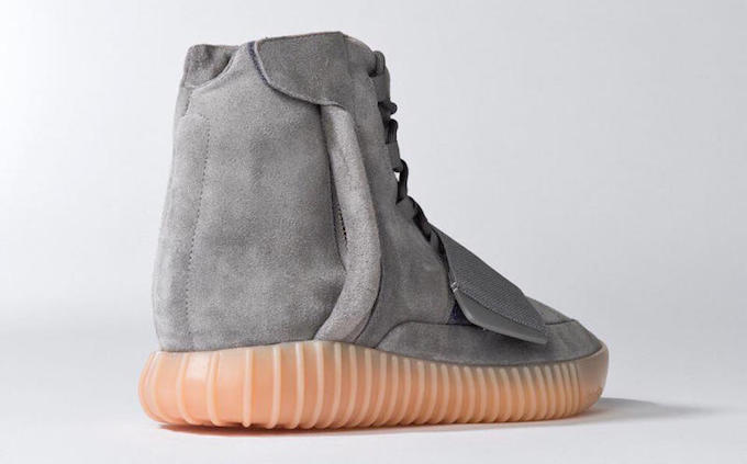 "1c36880452f DETAILED LOOK AT THE ADIDAS YEEZY 750 BOOST ""LIGHT GREY"" — The Sole ..."