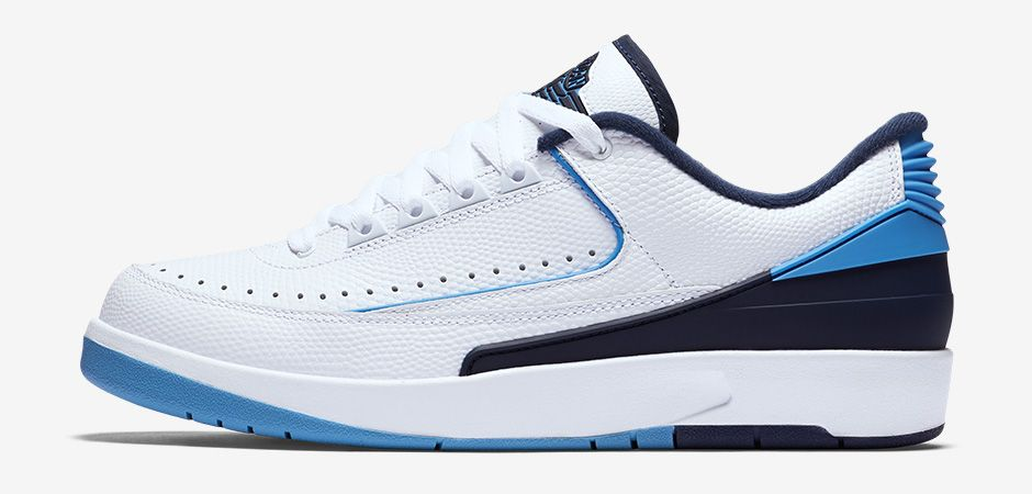 665aa82a8272c1 AIR JORDAN 2 RETRO LOW  MIDNIGHT NAVY  — The Sole Truth