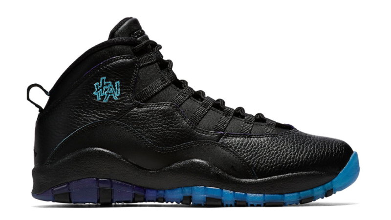 46fd75fdf5077a Colorway  Black Gamma Blue-Fierce-Purpl Style Code  310805-02. Price   190.  Available At  Nike.com (outside of the U.S.) and select Jordan retailers ...
