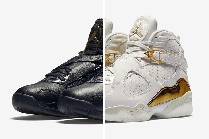 """af237ae1fb0 A FIRST LOOK AT THE AIR JORDAN 8 """"CHAMPIONSHIP PACK"""" — The Sole Truth"""