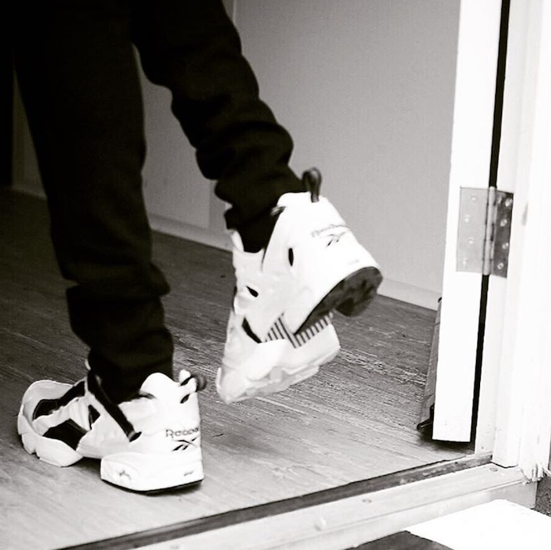 """Future debuts the """"Overbranded"""" Reebok Insta Pump Fury — The Sole Truth 226575ef2"""