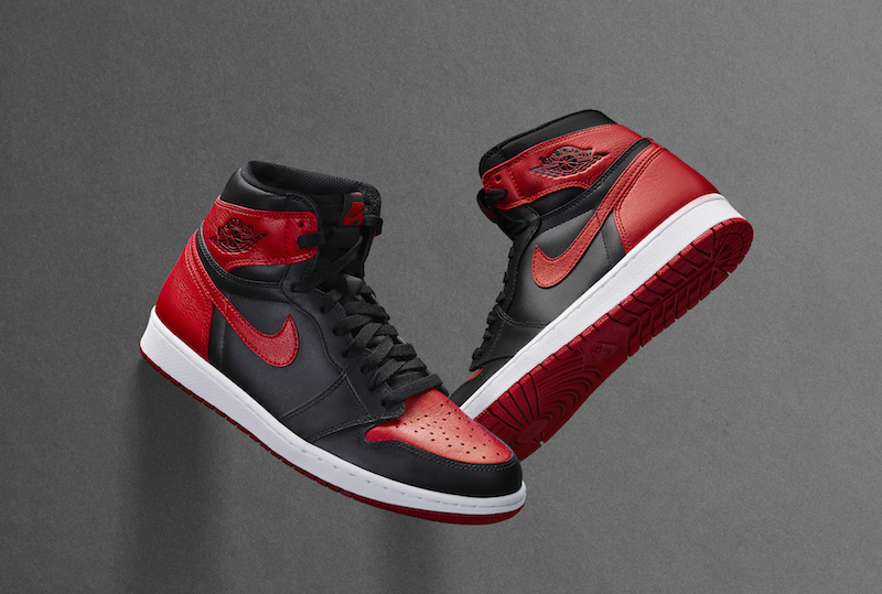 "JORDAN BRAND UNVEILS THE AIR JORDAN 1 RETRO HIGH OG ""BANNED"" 298740a3d"