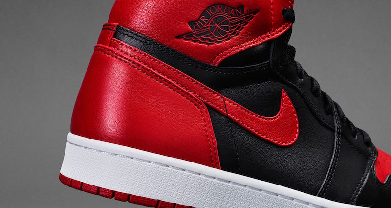 "The Air Jordan 1 Retro High OG ""Banned"" will release during Labor Day  weekend on September 3rd cf5c2dd07"