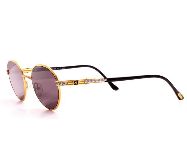 Fabolous For Vintage Frames 24kt Gold Sunglasses — The Sole Truth
