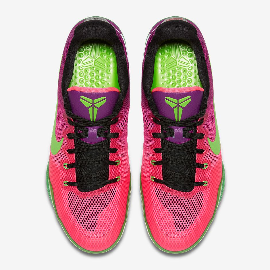 77ec281cced The Nike Kobe XI