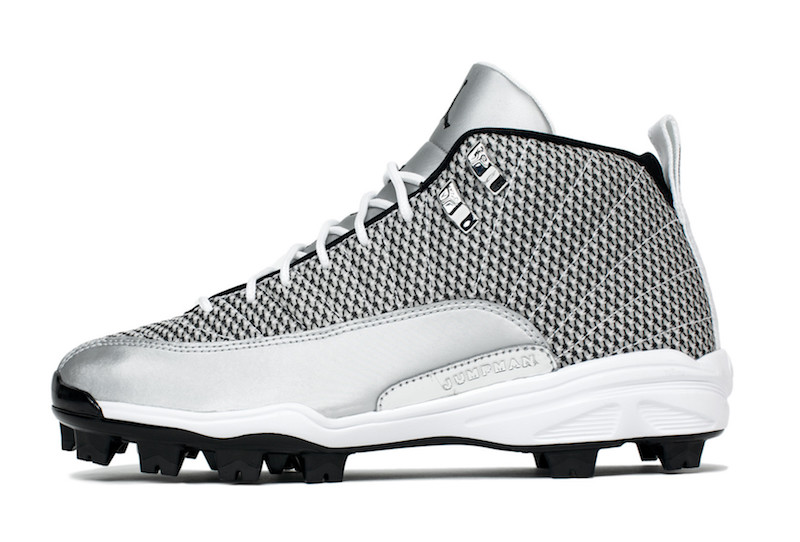 95d0b74f3506 The Air Jordan 12 Baseball Cleats are now available at select Jordan Brand  Retailers for  95 USD.