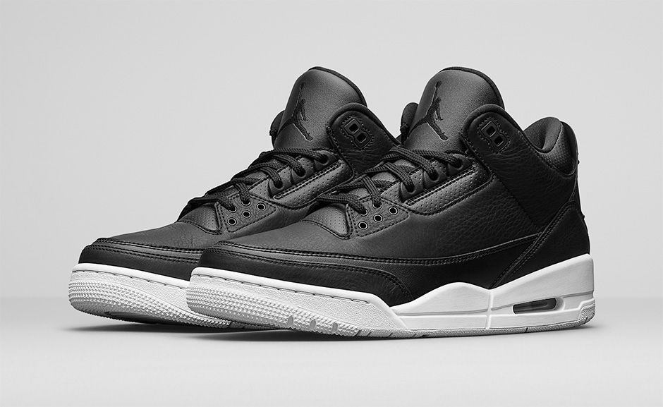 more photos 3559e f422d AIR JORDAN 3 RETRO  BLACK WHITE