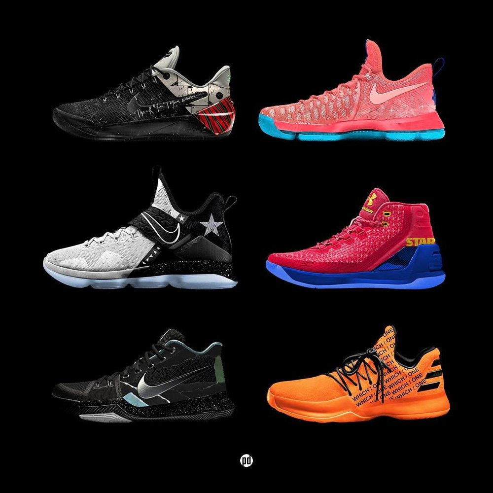 """more photos 4352f ce91f ... Wear your favorite album on your feet Courtesy Of Patso Dimitrov — The  Sole Truth  The Nike LeBron 14 """" ..."""