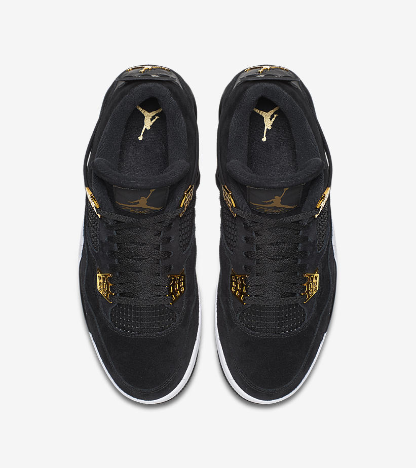 """703ba3bfd32221 The Air Jordan 4 """"Royalty"""" is set to release tomorrow February 4th"""