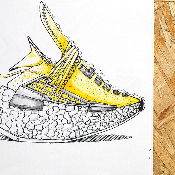 Color Me Cool Launches Sneaker Coloring Book for Adults — The Sole Truth