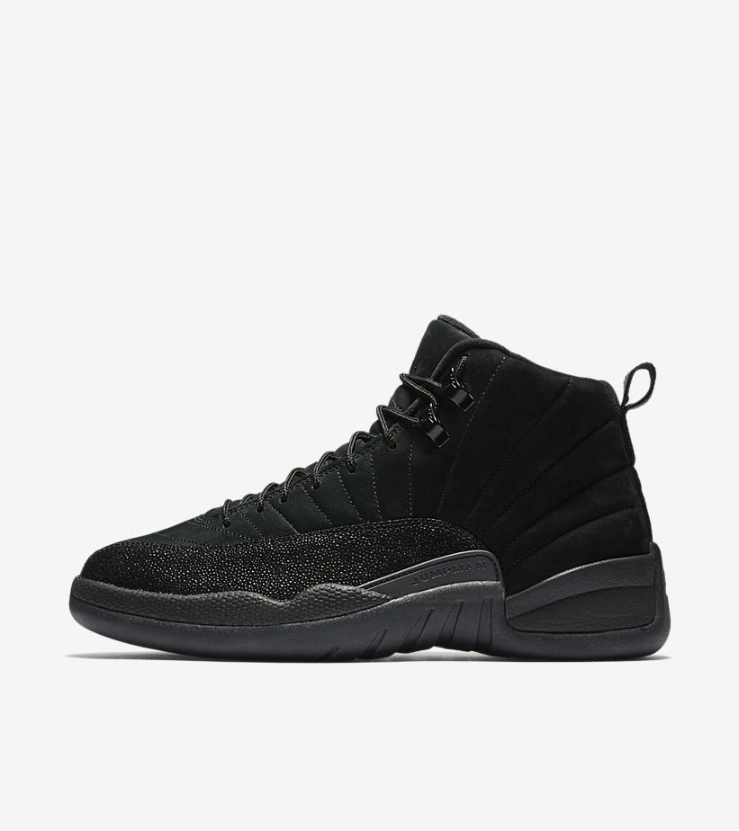 "2c37a7450b20c7 The OVO Air Jordan 12 ""Black"" is set to release on February 18th"