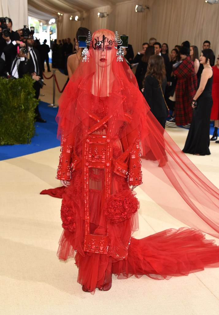 833f5f5a180 Met Gala 2017 Red Carpet Live  All the Celebrity Dresses and Fashion ...