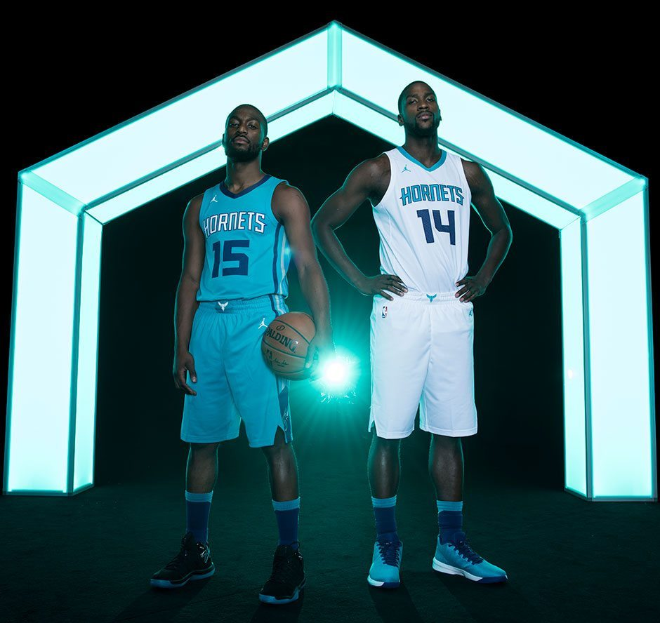 53b1af51092c Jordan Brand Reveals Charlotte Hornets Uniforms for 2017-18 NBA Season —  The Sole Truth