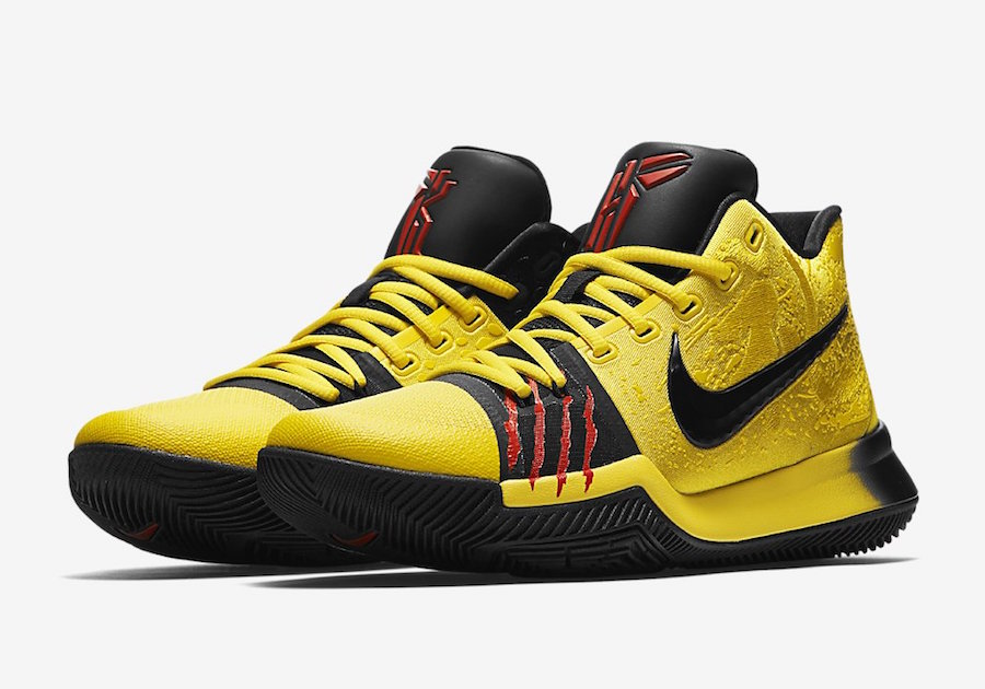 """best service 2068b 9f6d4 INSPIRATION BEHIND NIKE KYRIE 3 """"MAMBA MENTALITY"""" — The Sole Truth"""