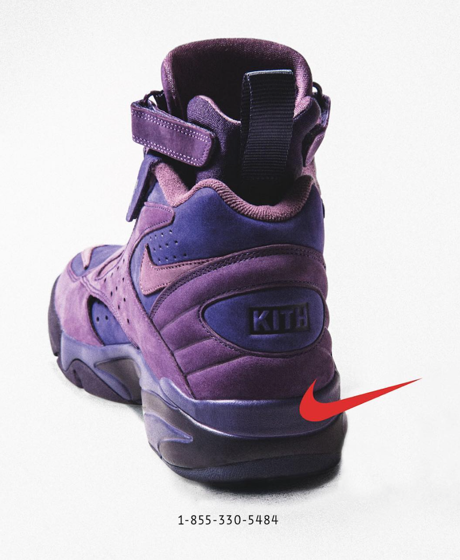 wholesale dealer d205b a37dc kith-nike-air-maestro-ii-purple-phone-number.