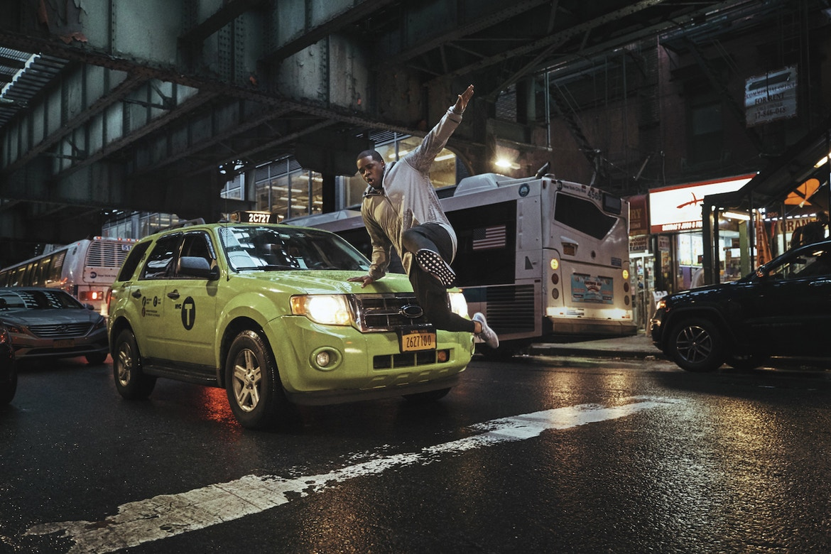 c7ae1fdea Run With the Mob  A AP Ferg Reveals He is a Runner in the Latest adidas  PureBOOST DPR