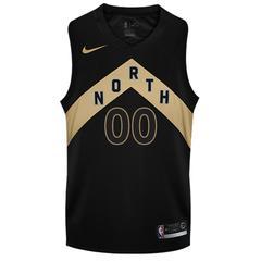 34b096ef2cb Nike Toronto Raptors Adult Swingman OVO Edition Jersey