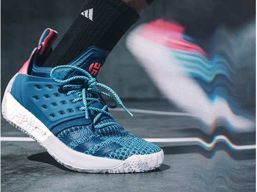 lowest price 6f2b0 d6db4 Step Back to Lift Off  adidas   James Harden Introduce Two New Harden Vol. 2  Colorways