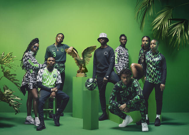 fd996285c Nike s Nigerian World Cup Jersey Breaks Pre-Order Records — The Sole Truth