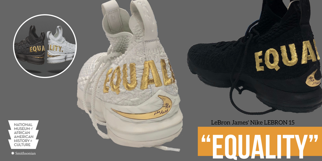 pretty nice 57f89 82d0b LeBron James Donates Equality Sneakers — The Sole Truth