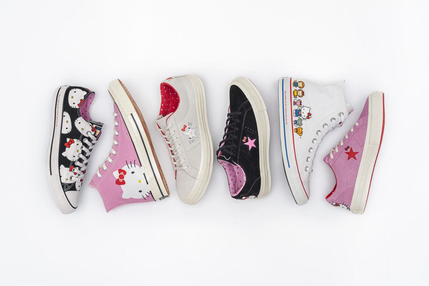 ecb2f8065100 Converse and Hello Kitty  Two Timeless Icons Unite — The Sole Truth
