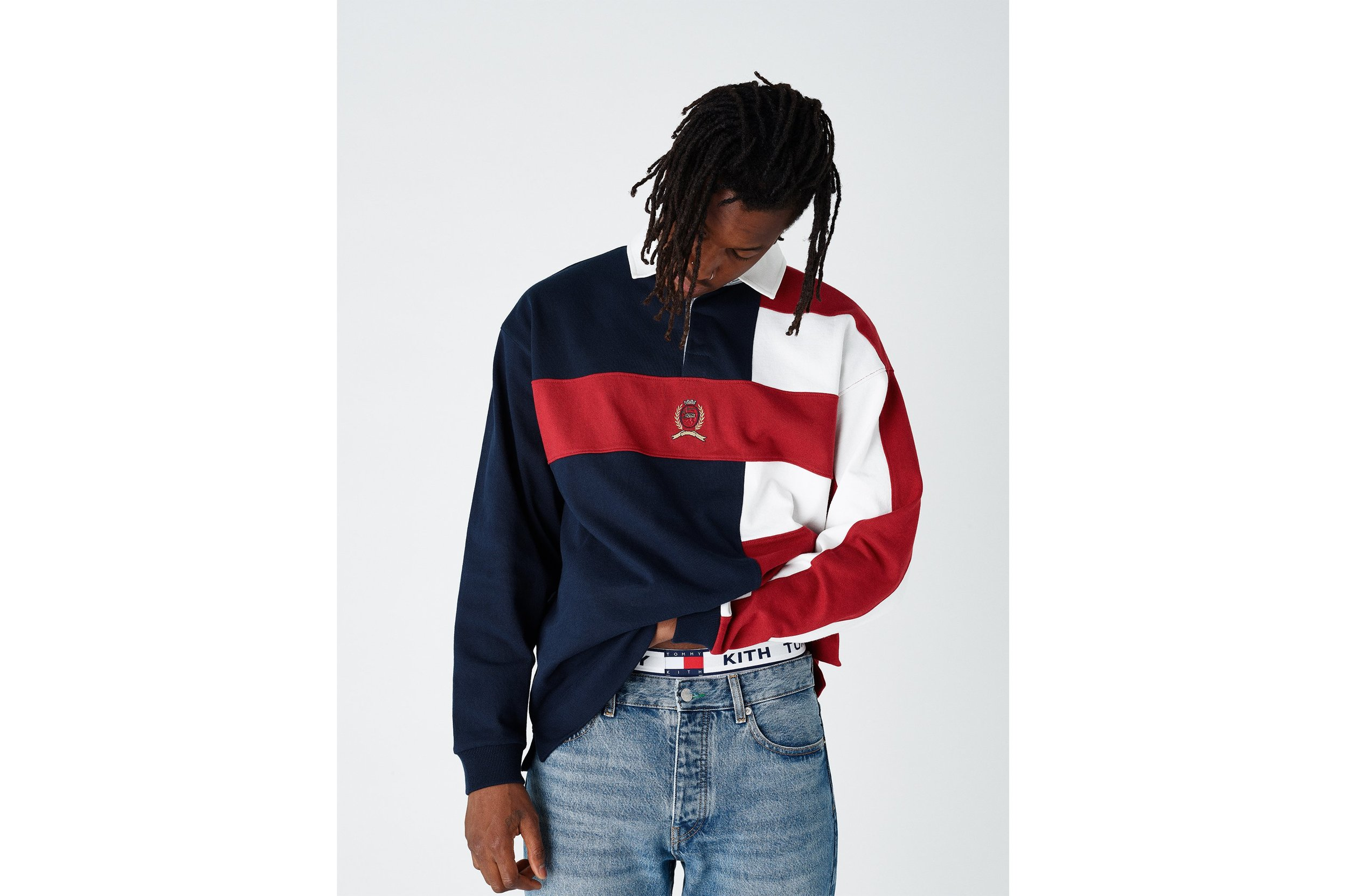 030e893da KITH X TOMMY HILFIGER FW18 LOOKBOOK — The Sole Truth